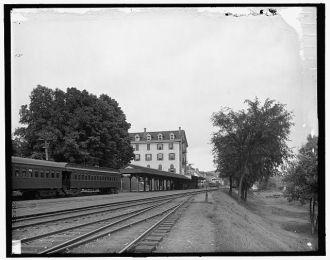 [Plymouth, N.H., Pemigewasset House]