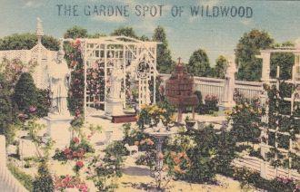 Mother Cabrini's Garden