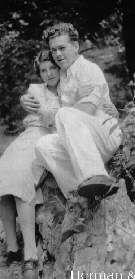 Herman and Edith (Kull) Morris