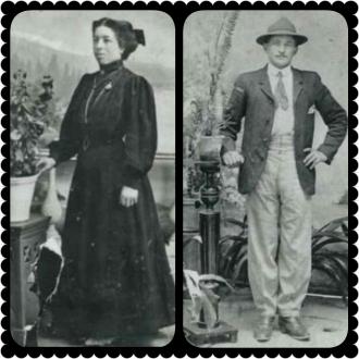 Juan and Josefa Maria (Novo) Fernandez
