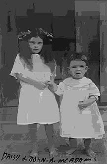 Daisy & John Roe McAdams