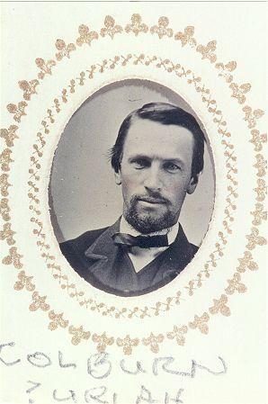 Uriah Colburn