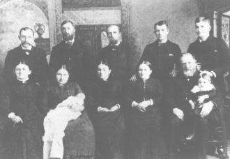 Barstow Family