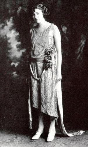 Ada McDonnell, Mississippi, 1922