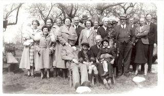 Ames Family Reunion-Ohio
