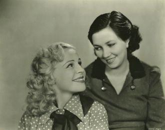 Patsy Kelly and Lyla Roberti