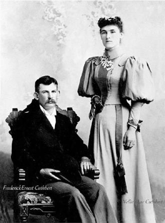 Fred and Nell Cuthbert