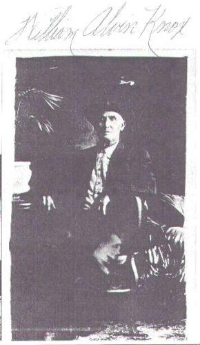 William Alvin Knox