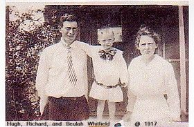 Hugh, Richard, Beulah LANCASTER Whitfield