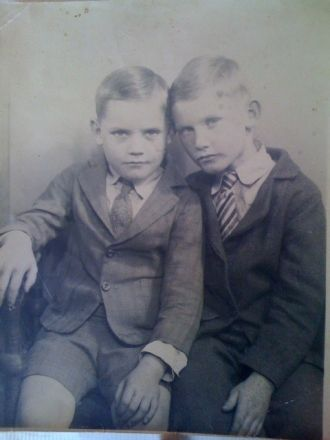 Kelly Wayne and Melvin Luther Floyd