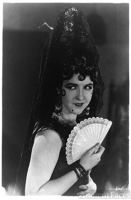 Dorothy Gish, Actress - Silent & 'Talkies' Films