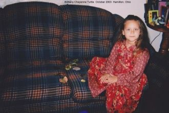 Brittany Tuttle, 2003