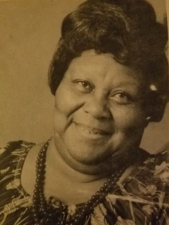 Gladys Bell Mincey