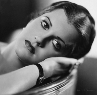 Veronica Cooper in the 1930's.