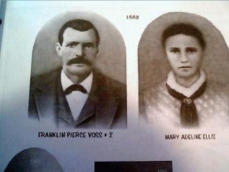 Franklin Pierce Voss