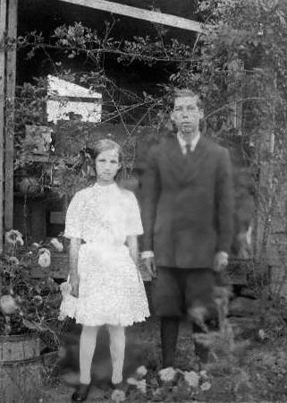Rose and George Shortt