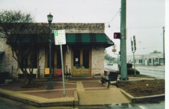 The Location Of The General Store That Sam Bass & His Gang Entered Planning To Rob A Bank