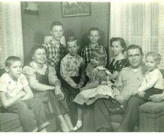 Walling Family Photo