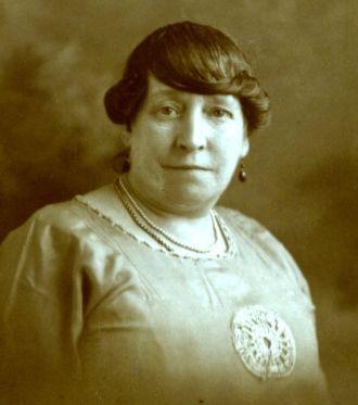 Maud Jane Wyborn Nee Fox