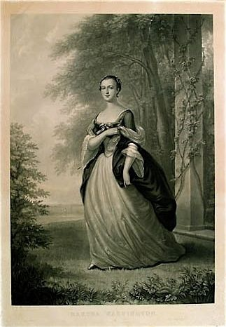 Martha Dandridge