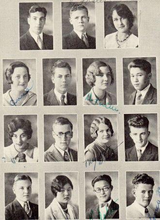 Manzanita Yearbook - Watsonville Union HIgh School