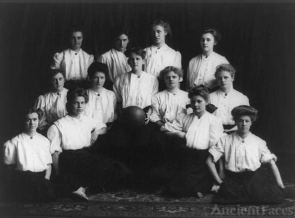 Lowell High School Girls' Basketball Team