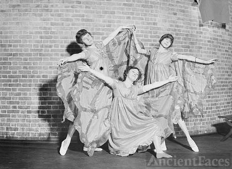 Suffragette Ball - Butterfly Dance