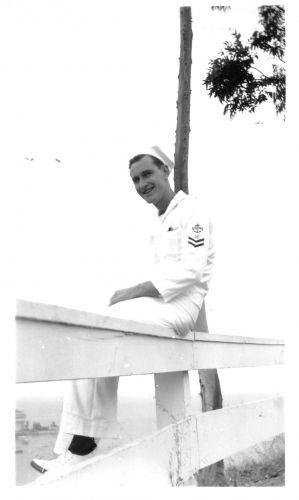 Maurus Lechtenberg Jr. WWII