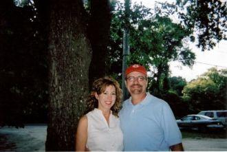 Deborah (Walden) & LeBron McBride