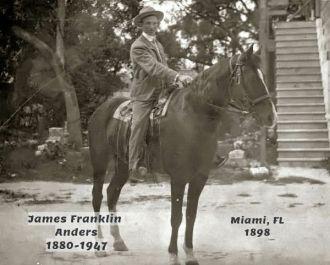 James Franklin Anders