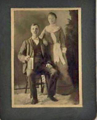 Elizabeth Bessie Tingley & William R Kendall