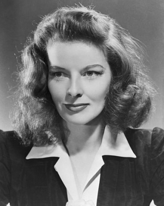 A photo of Katharine Hepburn