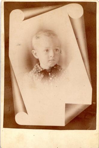 Unknown Deel / Plank family member