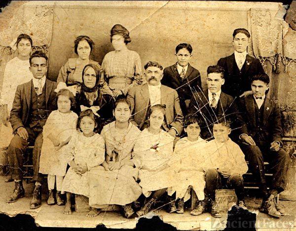 Jose Eutimio Puente and Family