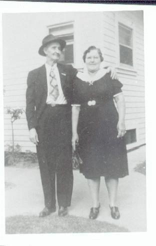 Sherm and Martha (Davis)Vanbrunt