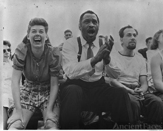 Paul Robeson and Jose Ferrer