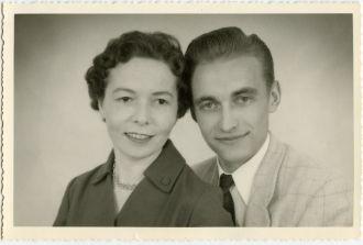Heinrich & Helen Wittig, 1959