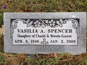 Vasilia A Greene