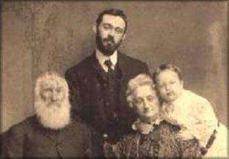 John F., Cyrus, John, & Mary Howell, Canada