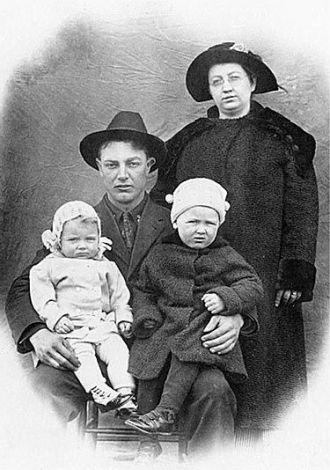 A photo of Henry Breidenbaugh