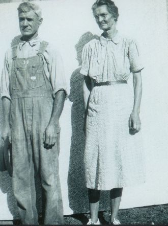 A photo of Samuel & Ruth  Carte