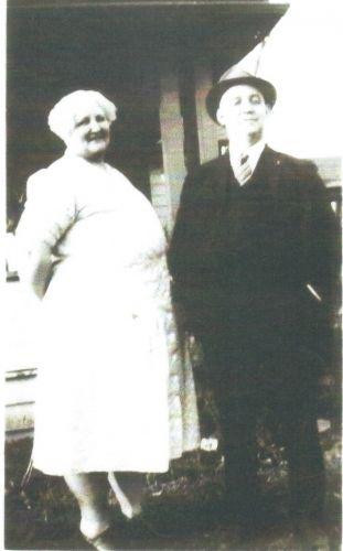 Rene Dufour Sr. and Georgina Dufour