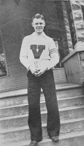 Ken Olson, Indiana, 1933