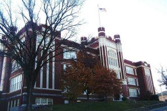 Central Jr. High School, Arkansas