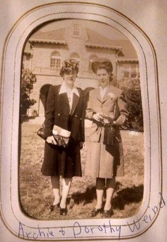 Archie & Dorothy Weinel
