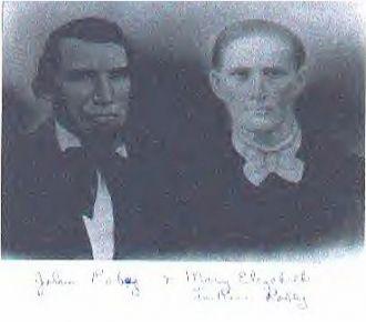 John & Mary Eliz Roby