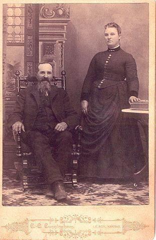 Jim Tipton and 2nd wife