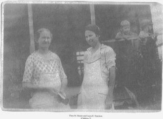 Flora M Baxter & Laura Dearmon