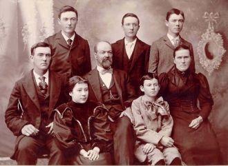 John Bateman Family