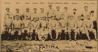 Jim Thorpe, Moose McCormick and the 1913 New York Giants